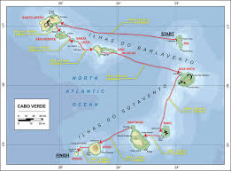 Cabo Map F One Kites News Cabo Verde Crossing By Mitu Monteiro