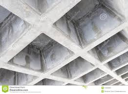 Concrete Ceiling Concrete Structure Ceiling Stock Image Image Of Ceiling 47963257