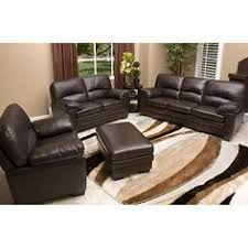 charleston leather sofa landis 2 piece top grain leather set home furniture sofa