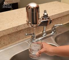 Kitchen Faucet Water Purifier Casa Moncada Pur Faucet Water Filters Casa Moncada