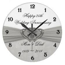 25th wedding anniversary gift ideas 25th wedding anniversary gifts t shirts posters other