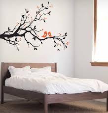 branches wall art shenra com love bird tree branch wall decal wall art decal sticker