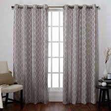 Pewter Curtains Pewter Curtains Drapes Window Treatments The Home Depot