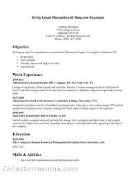 professional objectives professional resumes resume template