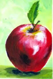 best 25 apple painting ideas on pinterest apple photoshop oleo
