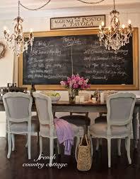 Dining Room Framed Art The North End Loft Diy Large Framed Chalkboard