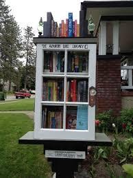 Mini Library Ideas 40 Best Mini Neighborhood Library Images On Pinterest Free