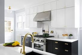 kitchen subway tile backsplash best 60 modern kitchen subway tile backsplashes design photos and
