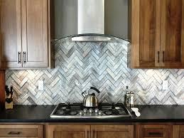 stainless kitchen backsplash backsplash stainless steel tiles a unique and modern style modern