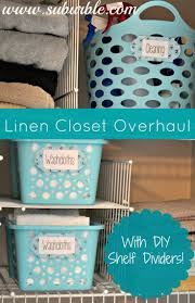 250 best linen closets images on pinterest organized linen