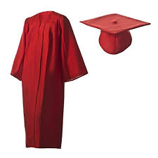 homeschool graduation cap and gown graduation cap and gown set matte in