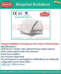 hospital bed sheets manufacturers u0026 suppliers india