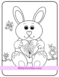 printable spring coloring pages sing laugh learn