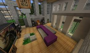 minecraft home interior mesmerizing minecraft interior design living room 41 for modern home