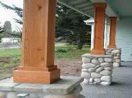 diy front porch columns beautiful design front porch columns