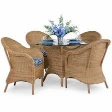 dinette sets indoor wicker dining sets