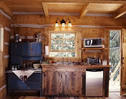 small cottage kitchen design ideas photos of a tiny log cabin home cabin kitchens small