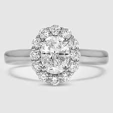 flower engagement rings flower engagement ring lotus brilliant earth