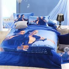 Ocean Bedspread Titanic Bedding Set Queen Size 5pcs Bedding Sets Titanic And