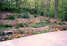 walls terraces pretty walls planter boxes seating terraced