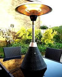 Patio Table Heaters Favorable Garden Gas Patio Heater Cover Ideas S Letop Patio Heater