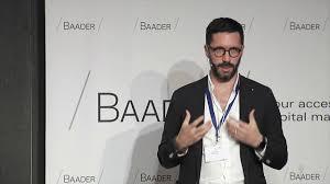 elivinar auf der baader investment conference youtube