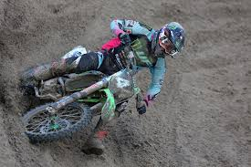 first motocross race article 09 11 2017 a difficult day in mx2 official kawasaki