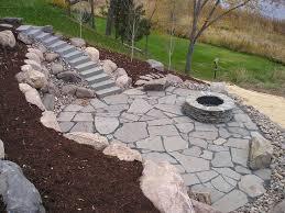 Patio Stone Ideas by 215 Best Backyard Designs Images On Pinterest Backyard