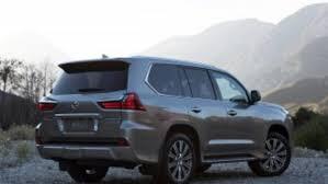 lexus modelos diesel detalles del lexus lx 570 2016 univision