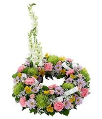 funeral wreath wreath for funerals fromyouflowers