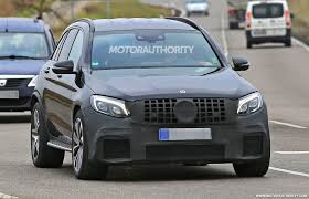 mercedes jeep 2018 2018 mercedes amg glc63 spy shots
