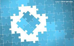 free puzzle piece template puzzle vector graphics to download concept puzzle pieces illustration