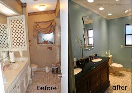 bathroom remodeling ideas before and after half bathroom remodel ideas home design ideas entrancing design