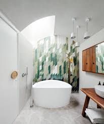 clear recessed lighting bathroom contemporary with barrel vault