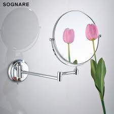 compare prices on chrome extending shaving mirror online shopping