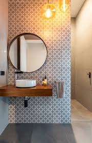 Wall Design For Hall Wall Tiles Design For Hall Room Powder Room Contemporary With Grey