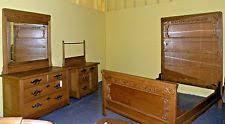 Antique Oak Bedroom Furniture Oak Antique Beds U0026 Bedroom Sets Ebay