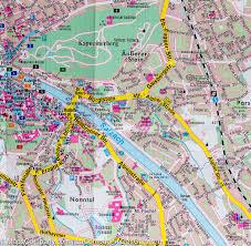 Map Austria Salzburg City Pocket Map Austria Freytag U0026 Berndt U2013 Mapscompany