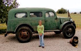 dodge truck power wagon diesel 1942 dodge power wagon wc53 consumer feature truck trend