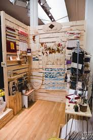 walls easy to hang art on booth display pinterest hanging