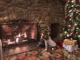 a magical fireside christmas at pocono manor