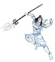 sketch of lord shiva om namah shivaya flickr photo sharing