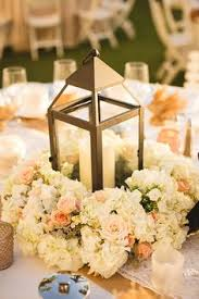 rustic lanterns for wedding centerpieces rustic lantern