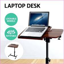 Swivel Laptop Desk Unique Laptop Desk Stand Laptop Desk Stand Bedside Table Tray Pc