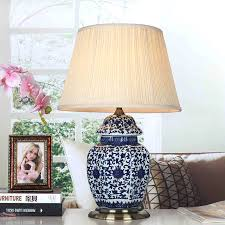 Bedside Table Desk Ceramic Bedside Table Lamps With 2017 Fashion Simple Lamp Modern