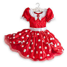 amazon disney store minnie mouse dress costume halloween