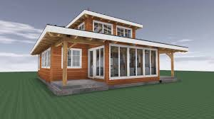 Frame Home by Timber Frame Home 3d Model Virtual Walkthrough Youtube