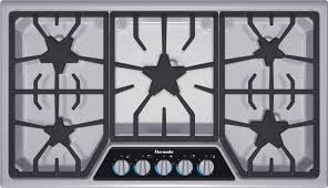 Gas On Glass Cooktop 36 Inch Masterpiece Series Gas Cooktop Sgsx365fs