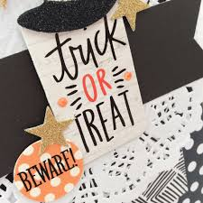 halloween goody bags halloween crafts candy bags cards u0026 shaker pockets u2014 me u0026 my