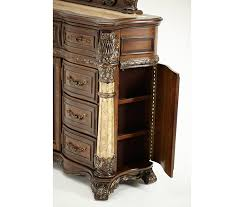 Michael Amini Office Furniture by Buy Victoria Palace Dresser U0026 Mirror By Aico From Www Mmfurniture
